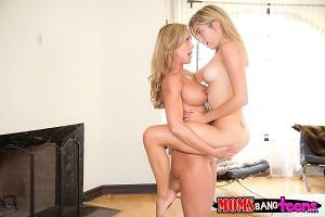 Lia Lor & Brandi Love on Moms Bang Teens